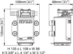 Marco OCK1 Oil change Kit (12 Volt) 8