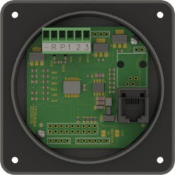 Marco UP12/E-BR 12/24V bronze gear pump with electronic pressure sensor 9.5 gpm - 36 l/min 12