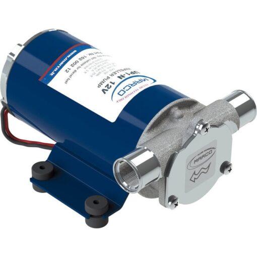 Marco UP1-N Pump, rubber impeller 9.25 gpm - 35 l/min (12 Volt) 2