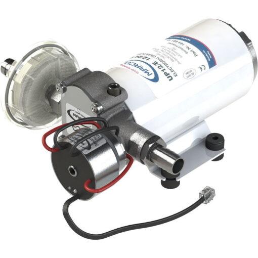 Marco UP12/E-LO 12/24V electronic pump for viscous liquids, PTFE gears 9.5 gpm - 36 l/min 3