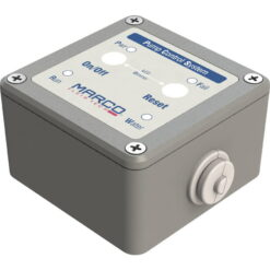 Marco UP14/E-DX 12/24V Electronic dual pump system + PCS 24 gpm - 92 l/min 18