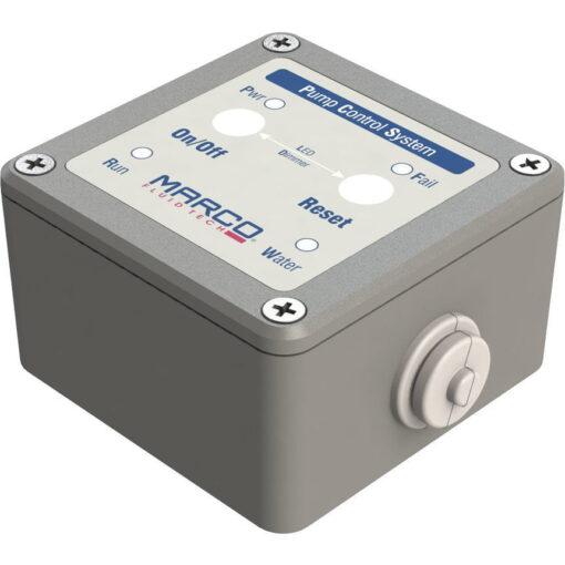 Marco UP14/E-DX 12/24V Electronic dual pump system + PCS 24 gpm - 92 l/min 10