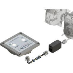 Marco UP14/E-DX 12/24V Electronic dual pump system + PCS 24 gpm - 92 l/min 17