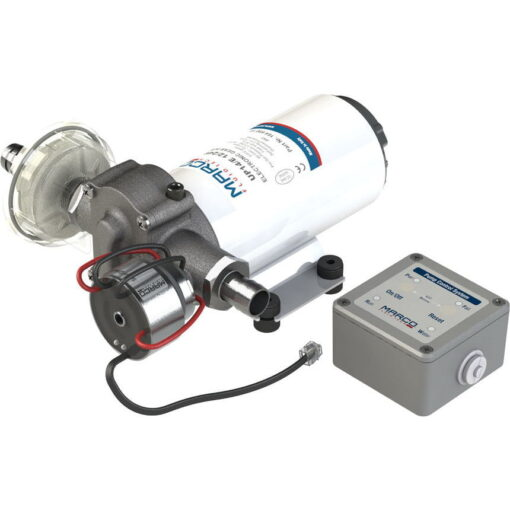 Marco UP14/E Electronic water pressure system 12.2 gpm - 46 l/min 3