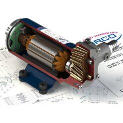 Marco UP14 Bronze gear pump 12.2 gpm - 46 l/min (12 Volt) 15