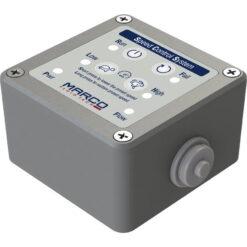 Marco UP12/E-BR 12/24V bronze gear pump with electronic pressure sensor 9.5 gpm - 36 l/min 10