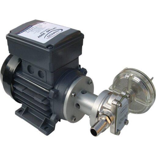 Marco UP3/AC 220V 50 Hz Gear pump 2.6 gpm - 10 l/min 3