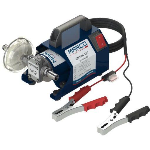 Marco UP3-CK Portable gear pump kit 4 gpm - 15 l/min (24 Volt) 3