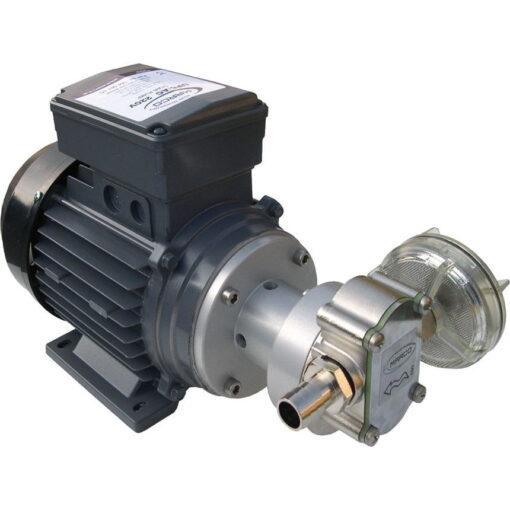 Marco UP6/AC 220V 50 Hz Gear pump PTFE 7.4 gpm - 28 l/min 3