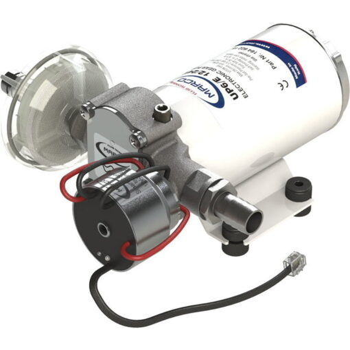 Marco UP6/E Electronic water pressure system 6.9 gpm - 26 l/min 3