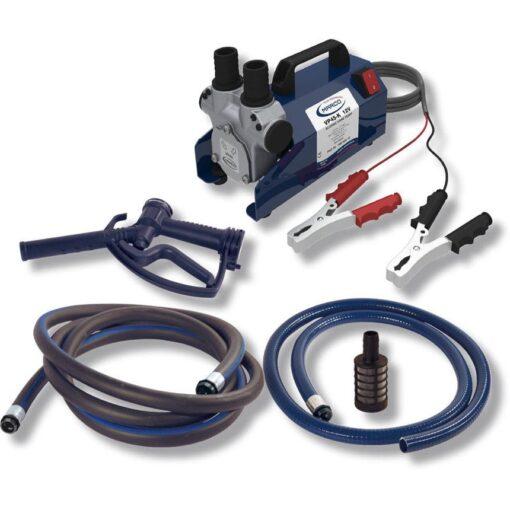 Marco VP45-K Refuelling kit with 11 gpm - 45 l/min vane pump (12 Volt) 3