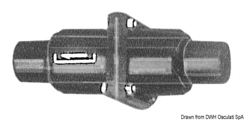 Whale in-line check valve 25/38 mm 3