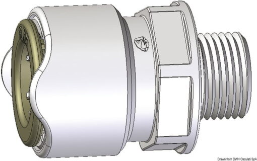 """Whale 3/8"""" BSP adapter 3"""