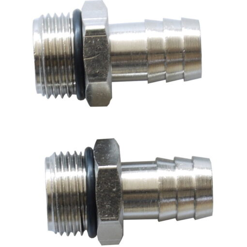 """Marco Spare Part R6400065 - R-KIT Bronze Fittings 3/8"""" BSP (O-Ring NBR, Hose ø12 mm) 3"""