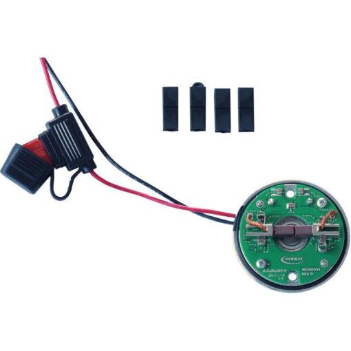 Marco Spare Part R6400074 - R-KIT brush holder 24V for Motor ø62 mm VP45-K 3