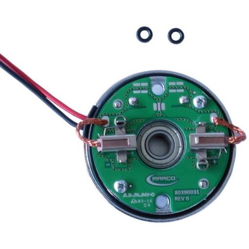 Marco Spare Part R6400079 - R-KIT brush holder for PWM Motor ø62 mm 3