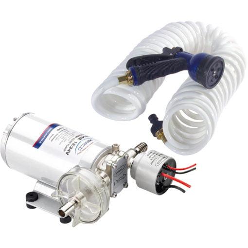 Marco DP12/E Deck washing pump + electronic control 5 bar - 72.5 psi 3
