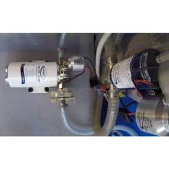 Marco DP12/E Deck washing pump + electronic control 5 bar - 72.5 psi 11