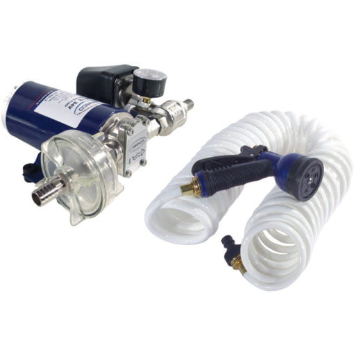 Marco DP12 Deck washing pump kit 5 bar - 72.5 psi (24 Volt) 3