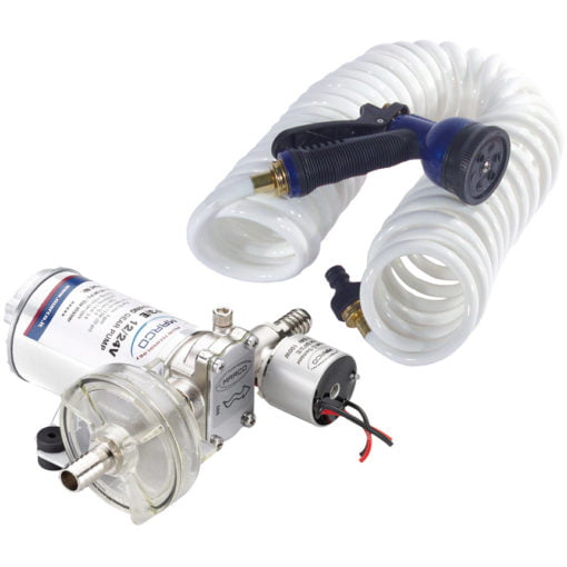 Marco DP3/E Deck washing pump + electronic control 3 bar - 43.5 psi 3