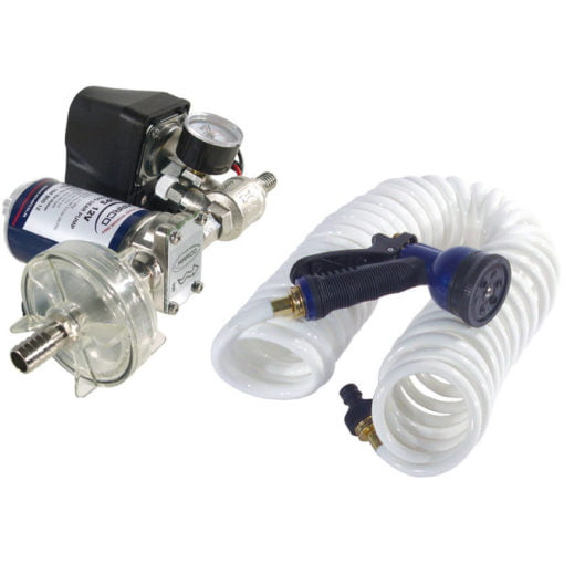 Marco DP3 Deck washing pump kit 3 bar - 43.5 psi (12 Volt) 3