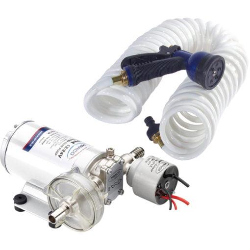Marco DP9/E Deck washing pump + electronic control 4 bar - 58 psi 3