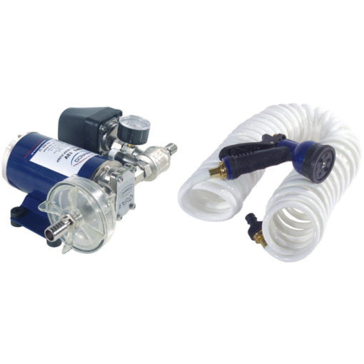 Marco DP9 Deck washing pump kit 4 bar - 58 psi (12 Volt) 3