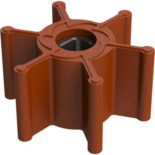 Marco IMP2/V FKM Rubber impeller for UP1-J 3
