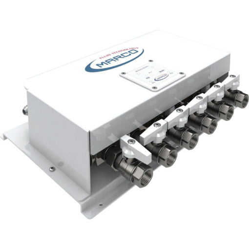 Marco OCS6/E Electronic Oil Change System - 6 BSP Valves 3