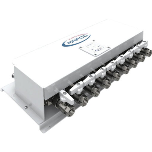 Marco OCS9/E Electronic Oil Change System - 9 BSP Valves 3