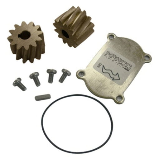 Marco Spare Part R6400087 - R-KIT bronze gears, ø34 mm (NBR 2225 O-Ring) 3