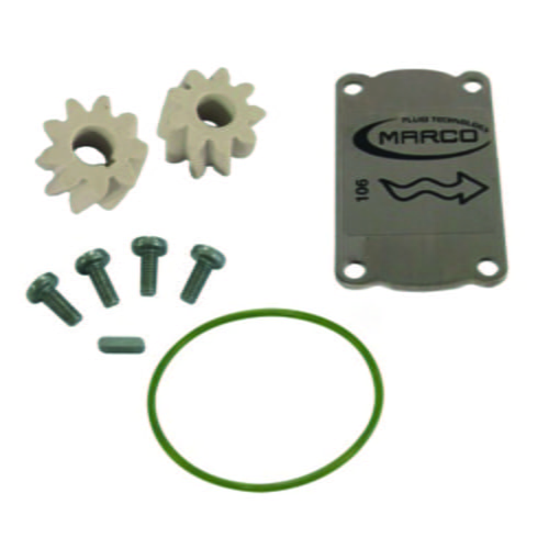 Marco Spare Part R6400026 - R-KIT PTFE gears ø24 mm (O-Ring 2162 VITON) 3