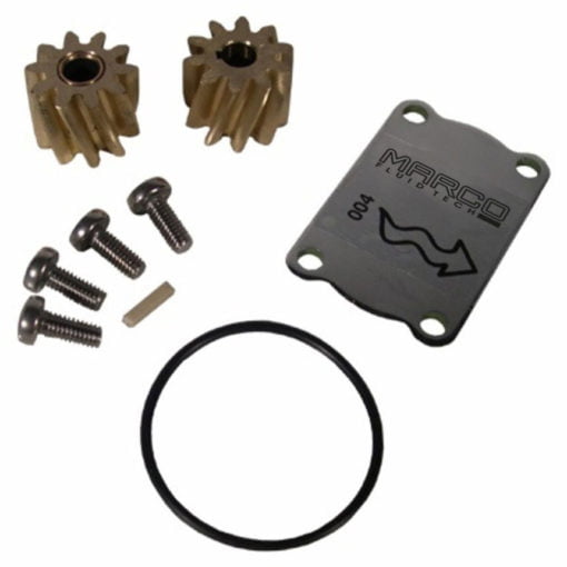 Marco Spare Part R6400041 - R-KIT Bronze gears ø19 mm (O-Ring 2131 NBR) 3