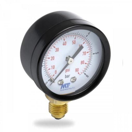 Dry Sphere Pressure Gauge50 mm Radial or Rear connection 2,5-4-6-10-16  bar 1