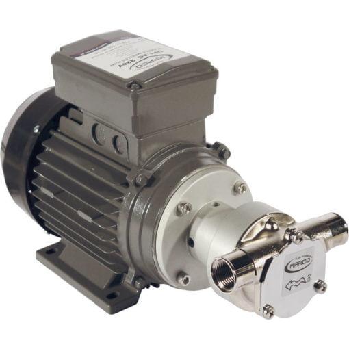 Marco UP1/AC 220V 50 Hz Pump rubber impeller 7.9 gpm - 30 l/min 3