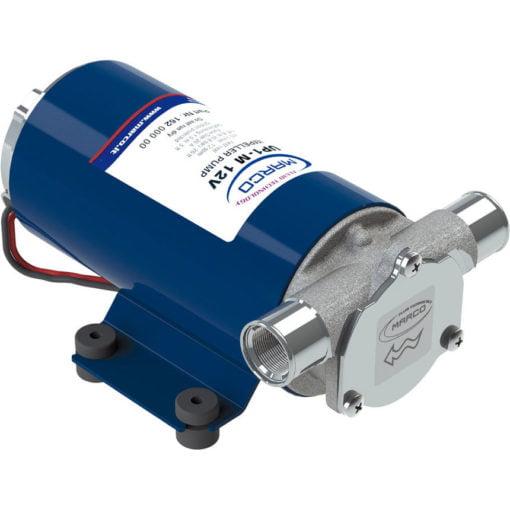 Marco UP1-M Pump, rubber impeller 11 gpm - 45 l/min (12 Volt) 3