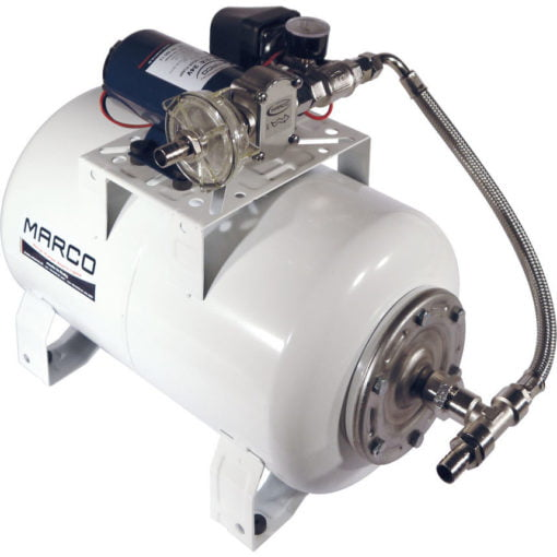 Marco UP12/A-V20 Water pressure system + 20 l tank (24 Volt) 3