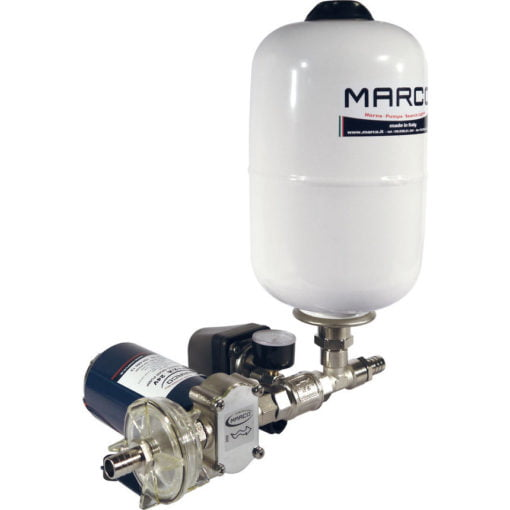Marco UP12/A-V5 Water pressure system+ 5 l tank (24 Volt) 3
