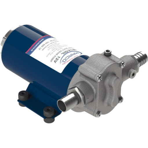Marco UP14/OIL Gear pump for lubricating oil (12 Volt) 3