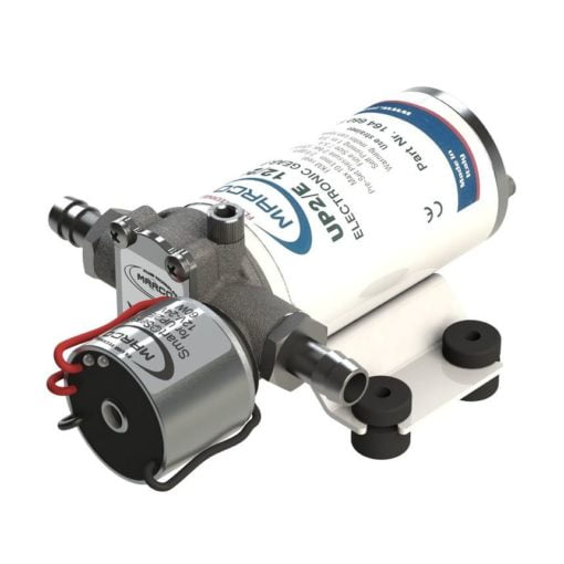 Marco UP2/E Electronic water pressure system 2.6 gpm - 10 l/min 3