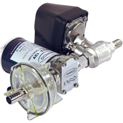 Marco UP3/A Water pressure system with pressure switch 4 gpm - 15 l/min (12 Volt) 3