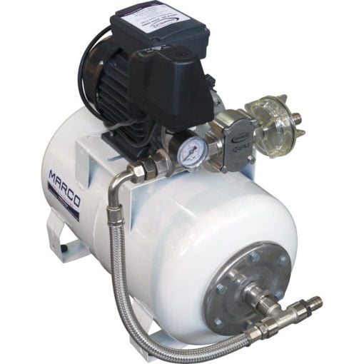 Marco UP6/A-AC 220V 50 Hz Water pressure system with 20 l tank 3