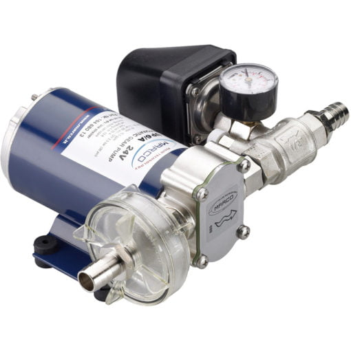 Marco UP9/A Water pressure system with pressure switch 3.2 gpm - 12 l/min (24 Volt) 3