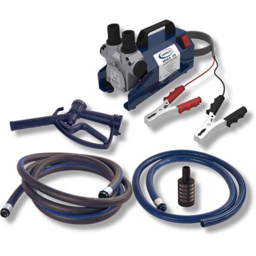 Marco VP45-K Refuelling kit with 11 gpm - 45 l/min vane pump (24 Volt) 3