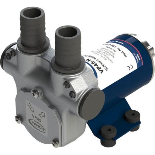 Marco VP45-N Vane pump 11 gpm - 45 l/min (12 Volt) 3