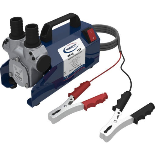 Marco VP45 Battery kit with 11 gpm - 45 l/min vane pump (24 Volt) 3